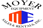 Moyer Equipment Sales & Rentals, Inc. Logo